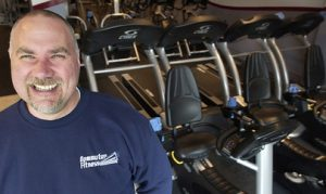 John Anderson owner Commuter Fitness